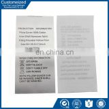 China factory wholesale wash clothing alarm tag
