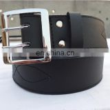 Leather Belt with Polyester Strap 2018