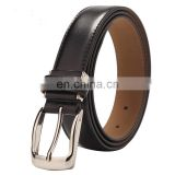Wholesale Western Style Factory Make Metal Buckle Belts Lady Pu Leather Men Women Belt