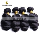 Hot sale!!! new arrival hair extension 100% unprossed factory price brazilian bundle hair
