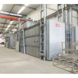 SX-Q10 Aging Furnace For Aluminum Profiles Heat Treatment