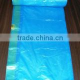 Colored Plastic Drawstring Garbage Bags