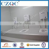 New design container toilet factory price
