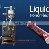 Liquid/Ketchup/Tomato paste/Shampoo/Water/sugar sachet packing machine