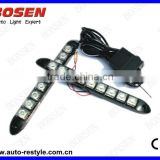 Automatic Control protection/switch DRL daytime running light, 2013 new AUTO LED headlight/fog light