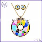 New arrival cheap fashion stainless steel set jewelry