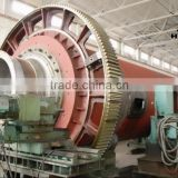 used cement mill tube mill in small scale cement plant