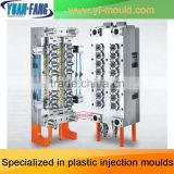 delicate tea glass bottle mould