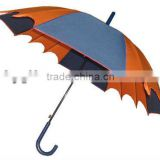 23'' Promotional Auto open straight Golf umbrellas