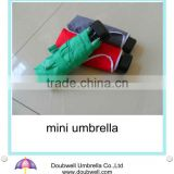 5 folding mini umbrella