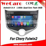 Wecaro WC-MC8029 Android 4.4.4 car dvd player 1024*600 for MVM 315car video system bluetooth