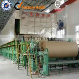 China Hot Sale 1760mm Model Kraft Paper/Fluting Paper/Corrugated Paper Machinery with High Quality