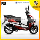 2015 ZNEN Scooter 49cc 50cc 125cc Sports Scooter R8,Off road Gas Scooter With LED Light