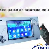 Factory Universal Touch Screen Multi-functional Remote Controller Wireless Bidirectional Zigbee Smart Home Automation