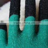 best wear-resistance 100% latex coated gloves,safety supplies for construction