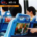 201 The best quality bus seatback advertising billboard