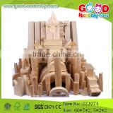 Kindergarten Blocks Toys Natural Building Blocks Wooden Big Blocks