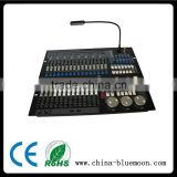 2015China Best Seller computer 1024 Channel disco console stage lighting equipment dmx lighting console