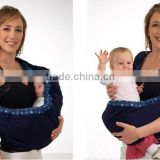 cotton baby carrier wrap breathable baby carrier sling