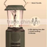 Portable Solar LED Camping Lantern with Radio                                                                         Quality Choice