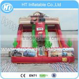 New Design Inflatable Cars Theme Bouncer Castle Inflatable Slide For Children Outdoor Playground