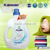 wholesale mild soft concentrated antibacterial liquid laundry detergent