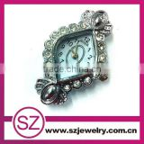 New fashion rhinestone watch face for beading