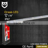 12V solar led billboard light