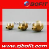 BOFIT NPT brass grease cup