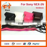 2013 Newest leather camera bag for SONY NEX-3N