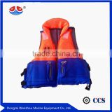 Pfd personalized marine life jacket for fishing
