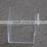 wall mounted transparent acrylic Sneaker display box