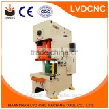 High Precision JH21/110ton Pneumatic Power Press Machine Parts Punching From Anhui China
