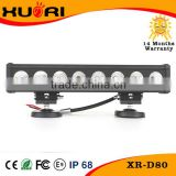 80w Energy Saving Led Light Waterproof 12v Cr ee 10w Led Work Light Bar For Truck Atv Utv Vehicles