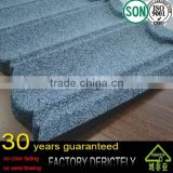 factory selling High quality aluminum zinc plate colorful stone coated metal roofing tile, China stone coated steel roofing