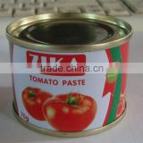 China Hot Sell Canned tomato paste,food tin can making machine