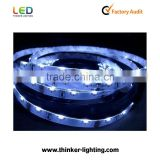 Side view car strip 335 smd strip led light 12V IP20 with white and warm white color CE certificate
