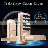 Mechanical Push Button Digital Combination Keyless Code Door Lock