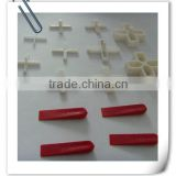 Best Quality Plastic Ceramic Tile Spacer and Tile Wedges for Wall and Floor Ceramic Tile                                                                         Quality Choice