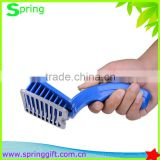 cleaning grooming healthcare massage comb dog hand hair brush                                                                         Quality Choice