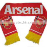 bob trading china manufacturer football fans Printing scarf animal zone printing scarf