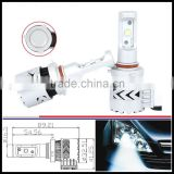Car accessary 8G 72W 36W Automobile LED Headlight 9005 HB3 LED Bulb Kit 12000lm 6500K G8 9005 HB3 auto car led headlight