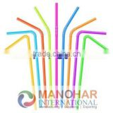 Plastic straw for cup, pp plastic straw for liquid, food grad colored plastic straw , liquid and Straw from Bar Accessories