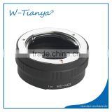 W-TIANYA adapter ring Miolta MD Lens to Sny E mount NEX NEX-5 NEX-3 NEX3 NEX5 NEX 3 mount adapter