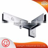 Direct Factory Price Stainless Steel Glass Panel Holding Clips Hanging Hardware