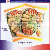 Sharp Printing Frozen Food Packaging or High Temperature Retort Packaging Pouch Also Can Be Vacuumized                                                                         Quality Choice
