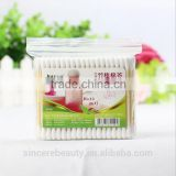 100 bags of bamboo stick make-up cotton swabs/Household ear clean cotton swabs