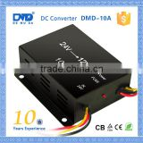 Inquiry about step down dc 24v to dc 12v 10a converter for car