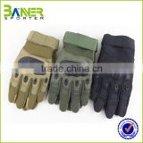 Army Green custom logo tactical gloves