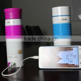energy saving equipments magic tea cups power bank